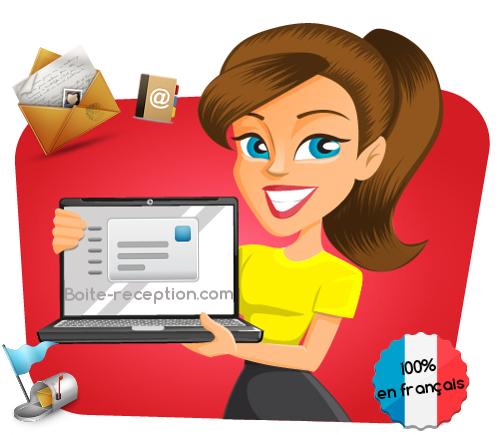 Site boite-reception.com