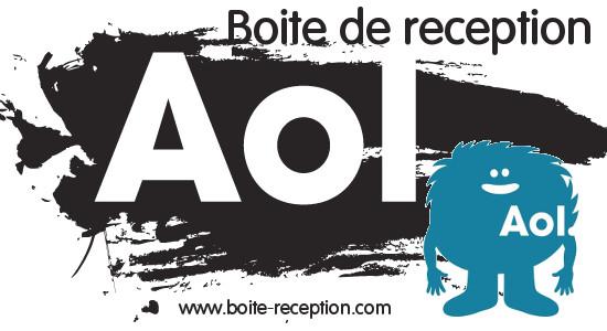 Boite de reception AOL