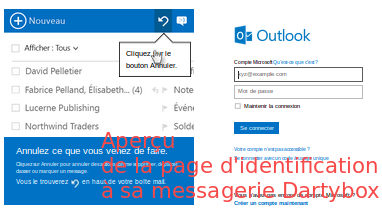 Outlook.com (Mail Dartybox)
